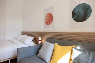 Sunny Boutique Studio Apartment