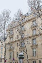 Style near Parc Monceau