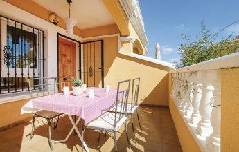 Beautiful Home in Orihuela Costa With 3 Bedrooms