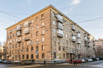 Apartment Nice Mayakovskaya