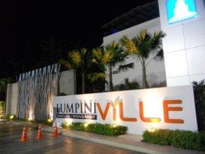 Lumpini Ville Pattaya Pool Gym