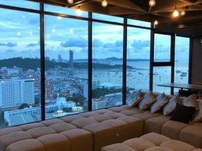 Pattaya The Base Apartment Infinity pool with sea view 707
