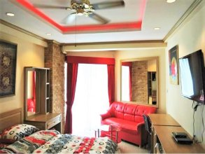 Jomtien Beach Condominium 5th Floor Modern Studio Apartment Pattaya