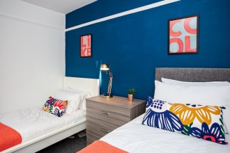 The Manchester Pad - Sleeps 12