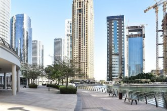Remarkable & Upscale Living in This 1BR Apartment at JLT
