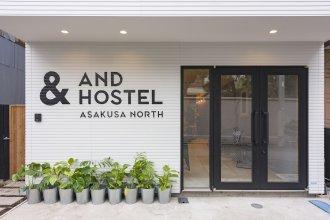 &and Hostel Asakusa North