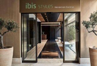 Ibis Styles Heraklion Central