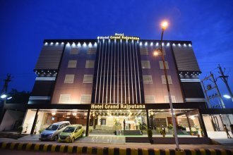 Hotel Grand Rajputana