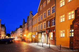 Hotel Wolne Miasto - Old Town Gdansk