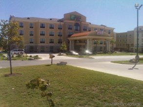 Holiday Inn Express Hotel & Suites San Antonio Nw Near Seaworld