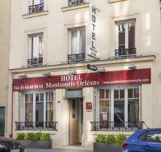 Montsouris Orléans Hotel