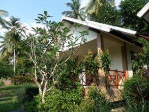 tropical heaven's garden samui