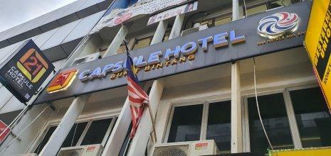 21 Capsule Hotel Bukit Bintang - Hostel