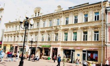 LUXKV Apartment on Old Arbat