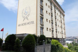 Air Boss Istanbul Airport and Fair Hotel