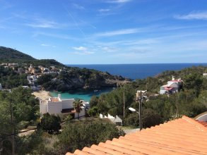 Warm Holiday Home in Cala Vadella With Private Pool