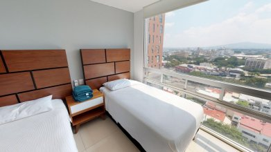Modern and Centric Apartment Chapultepec 12A