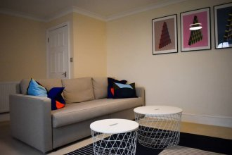 Private, Spacious & Central 1 Bedroom Flat in Brighton