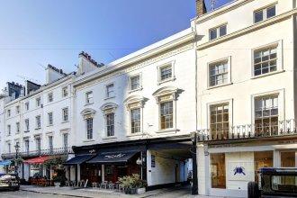 Luxury flat & terrace Hyde Park Stables