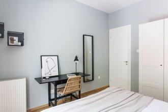 UPSTREET Peaceful 2BD Apartment in Kolonaki