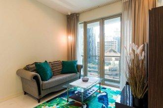A Delightful 2bedroom Apartment Opposite Klcc