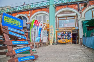 Brighton Getaways - Artist Studio