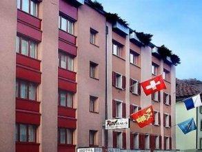 Hotel Rothaus Luzern & Peruvian Culinary Art
