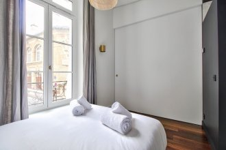 Luxury apt in the heart of Paris - 2BR