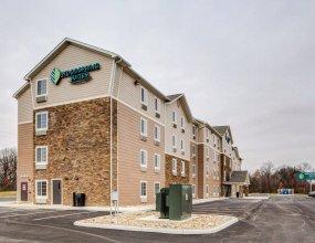 WoodSpring Suites Columbus NE I-270