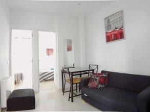 Apartamento de 2 Habitaciones en Puerta del Angel AZ2B