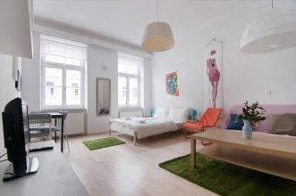 Premium Apartment Naschmarkt