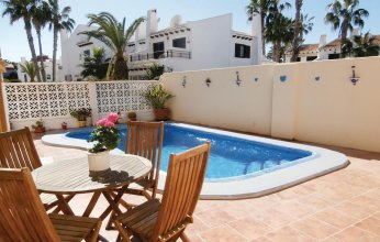 Nice Home in Orihuela Costa With Wifi and 3 Bedrooms