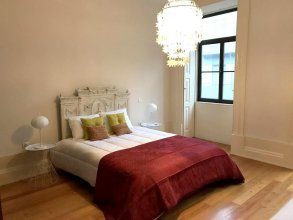 Apartment With 2 Bedrooms in Porto, With Wonderful City View, Balcony and Wifi