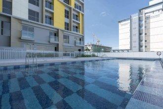 Homely 1BR Apartment @ Privà Living, Arjan