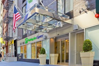 Holiday Inn Express New York City- Wall Street