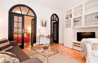 Exclusive apartment in Paseo del Prado