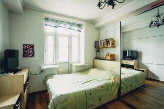 Апартаменты улица Октябрьская