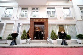 Отель Golden City Hotel & Spa