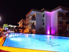Апартаменты Murat Apart Deluxe