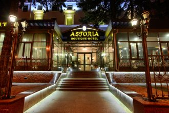 Отель Astoria Boutique
