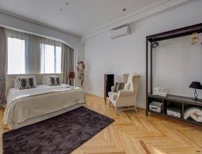 Апартаменты Urban District - Central Gran Via Apartment with terrace
