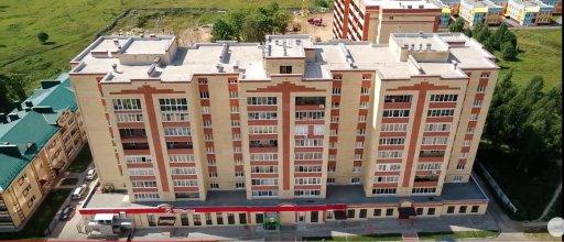 Апартаменты Жулева 8