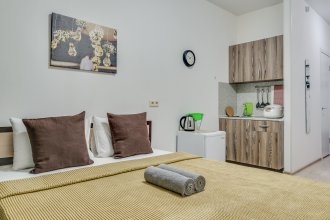 Апартаменты Две Подушки на Коли Томчака