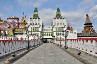 Апартаменты в Измайловском Кремле