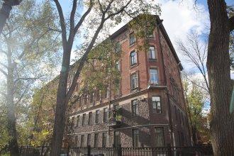 Апартаменты Моголя Зеленая Студия