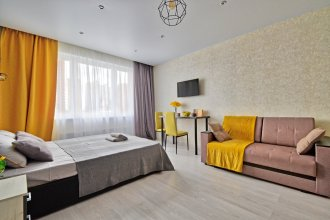 Апартаменты Yellow Star Near Crocus Expo