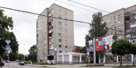 Апартаменты на Сергеева 61