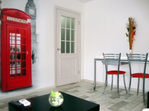 Апартаменты Лондон Cтиль