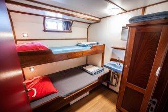 Отель Hotelboat Amsterdam