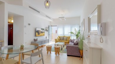 Апартаменты Pure 2BR in Montefiore by HolyGuest